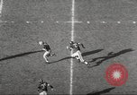 Image of football match Los Angeles California USA, 1955, second 44 stock footage video 65675062514
