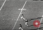 Image of football match Los Angeles California USA, 1955, second 46 stock footage video 65675062514