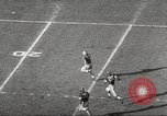 Image of football match Los Angeles California USA, 1955, second 47 stock footage video 65675062514
