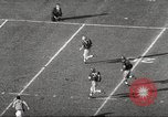 Image of football match Los Angeles California USA, 1955, second 48 stock footage video 65675062514