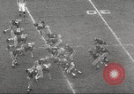 Image of football match Los Angeles California USA, 1955, second 55 stock footage video 65675062514