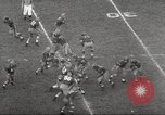 Image of football match Los Angeles California USA, 1955, second 56 stock footage video 65675062514