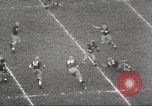 Image of football match Los Angeles California USA, 1955, second 60 stock footage video 65675062514