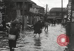 Image of floods Tokyo Japan, 1932, second 21 stock footage video 65675062518