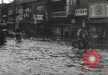 Image of floods Tokyo Japan, 1932, second 46 stock footage video 65675062518