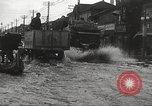 Image of floods Tokyo Japan, 1932, second 52 stock footage video 65675062518