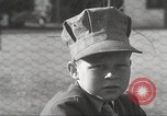 Image of Children ride on train pulled by small locomotive Waltham Massachusetts USA, 1932, second 14 stock footage video 65675062519