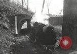 Image of Children ride on train pulled by small locomotive Waltham Massachusetts USA, 1932, second 32 stock footage video 65675062519