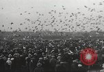 Image of released pigeons Jackson Heights Long Island New York USA, 1932, second 14 stock footage video 65675062521