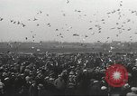 Image of released pigeons Jackson Heights Long Island New York USA, 1932, second 18 stock footage video 65675062521