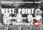 Image of West Point cadets New York United States USA, 1951, second 15 stock footage video 65675062525