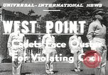 Image of West Point cadets New York United States USA, 1951, second 16 stock footage video 65675062525