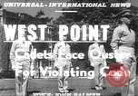 Image of West Point cadets New York United States USA, 1951, second 17 stock footage video 65675062525