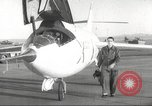 Image of test flight California United States USA, 1953, second 13 stock footage video 65675062536