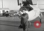 Image of test flight California United States USA, 1953, second 18 stock footage video 65675062536