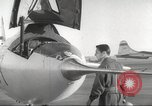 Image of test flight California United States USA, 1953, second 26 stock footage video 65675062536