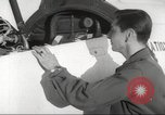 Image of test flight California United States USA, 1953, second 27 stock footage video 65675062536