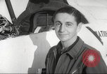 Image of test flight California United States USA, 1953, second 29 stock footage video 65675062536