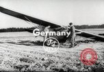 Image of crash landing of airplane Germany, 1953, second 3 stock footage video 65675062539