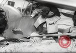 Image of crash landing of airplane Germany, 1953, second 17 stock footage video 65675062539