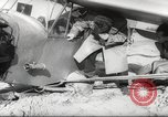 Image of crash landing of airplane Germany, 1953, second 18 stock footage video 65675062539