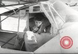 Image of crash landing of airplane Germany, 1953, second 23 stock footage video 65675062539