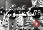 Image of football match Los Angeles California USA, 1953, second 2 stock footage video 65675062542