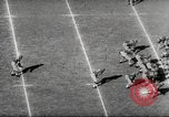 Image of football match Los Angeles California USA, 1953, second 5 stock footage video 65675062542