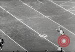 Image of football match Los Angeles California USA, 1953, second 10 stock footage video 65675062542