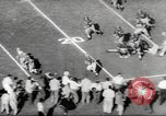 Image of football match Los Angeles California USA, 1953, second 13 stock footage video 65675062542