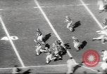 Image of football match Los Angeles California USA, 1953, second 15 stock footage video 65675062542