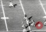 Image of football match Los Angeles California USA, 1953, second 16 stock footage video 65675062542