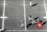 Image of football match Los Angeles California USA, 1953, second 17 stock footage video 65675062542