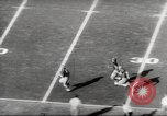 Image of football match Los Angeles California USA, 1953, second 19 stock footage video 65675062542