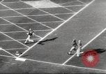 Image of football match Los Angeles California USA, 1953, second 22 stock footage video 65675062542