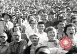 Image of football match Los Angeles California USA, 1953, second 23 stock footage video 65675062542
