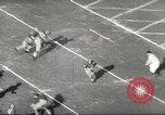 Image of football match Los Angeles California USA, 1953, second 34 stock footage video 65675062542
