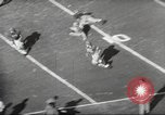 Image of football match Los Angeles California USA, 1953, second 36 stock footage video 65675062542