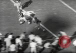 Image of football match Los Angeles California USA, 1953, second 37 stock footage video 65675062542