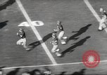 Image of football match Los Angeles California USA, 1953, second 39 stock footage video 65675062542