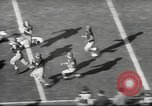 Image of football match Los Angeles California USA, 1953, second 40 stock footage video 65675062542