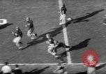 Image of football match Los Angeles California USA, 1953, second 41 stock footage video 65675062542