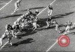 Image of football match Los Angeles California USA, 1953, second 44 stock footage video 65675062542