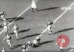 Image of football match Los Angeles California USA, 1953, second 46 stock footage video 65675062542