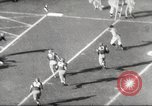 Image of football match Los Angeles California USA, 1953, second 47 stock footage video 65675062542
