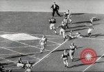 Image of football match Los Angeles California USA, 1953, second 49 stock footage video 65675062542
