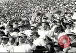 Image of football match Los Angeles California USA, 1953, second 50 stock footage video 65675062542