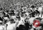Image of football match Los Angeles California USA, 1953, second 51 stock footage video 65675062542