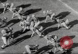 Image of football match Los Angeles California USA, 1953, second 52 stock footage video 65675062542