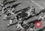 Image of football match Los Angeles California USA, 1953, second 53 stock footage video 65675062542